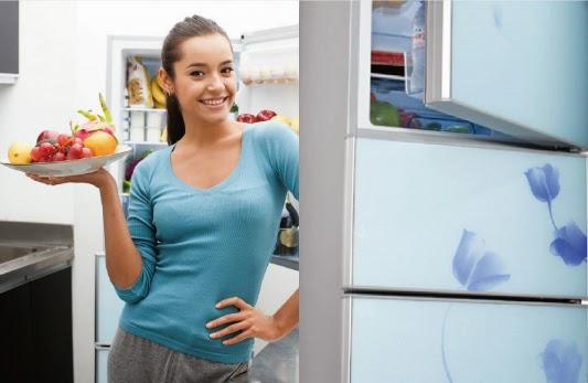 tủ lạnh sanyo bị kêu